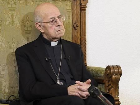 Imagen reciente del cardenal Ricardo Blázquez