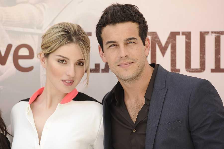 Mario Casas también coincidió con su pareja María Valverde en