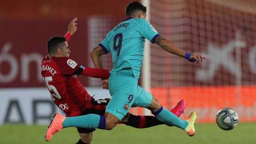 Luis Suárez regresa tras su lesión.