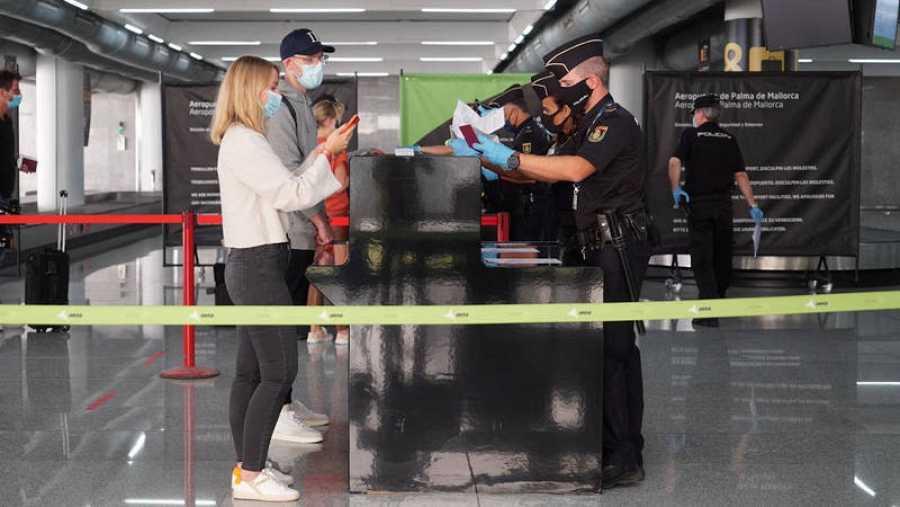 A los turistas no se les va a pedir ninguna prueba PCR