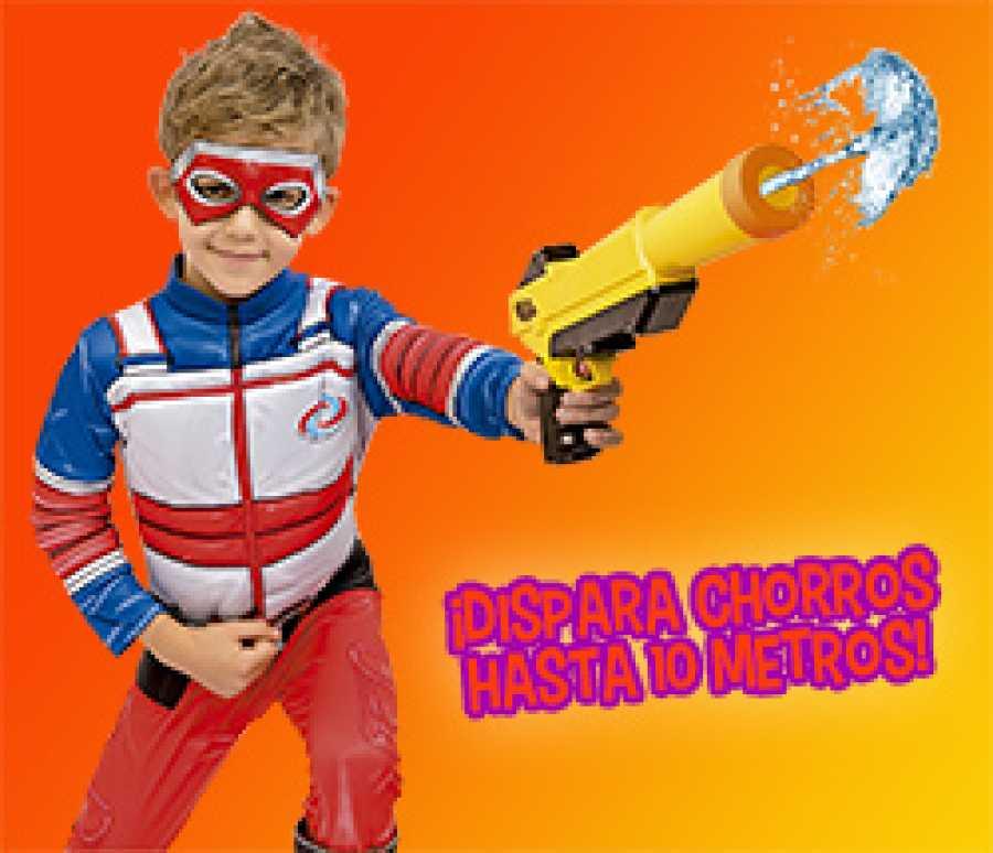 Revista Clan Junio 2020 - Regalo pistola de agua gigante en acción
