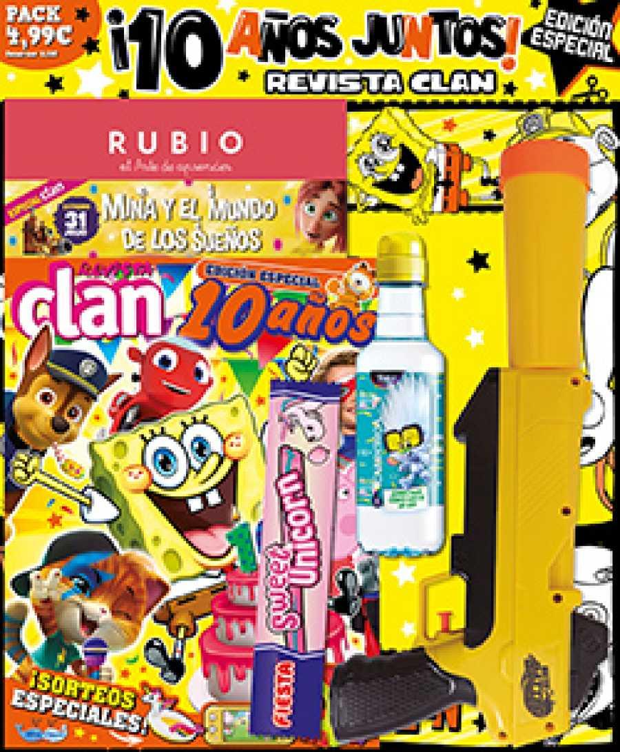 Revista Clan Junio 2020 - Combo Revista Clan Junio 2020