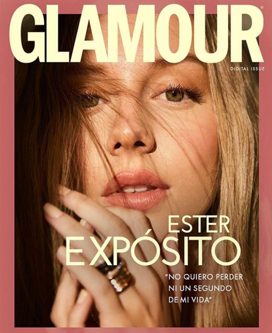 Ester Expósito portada de Glamour México