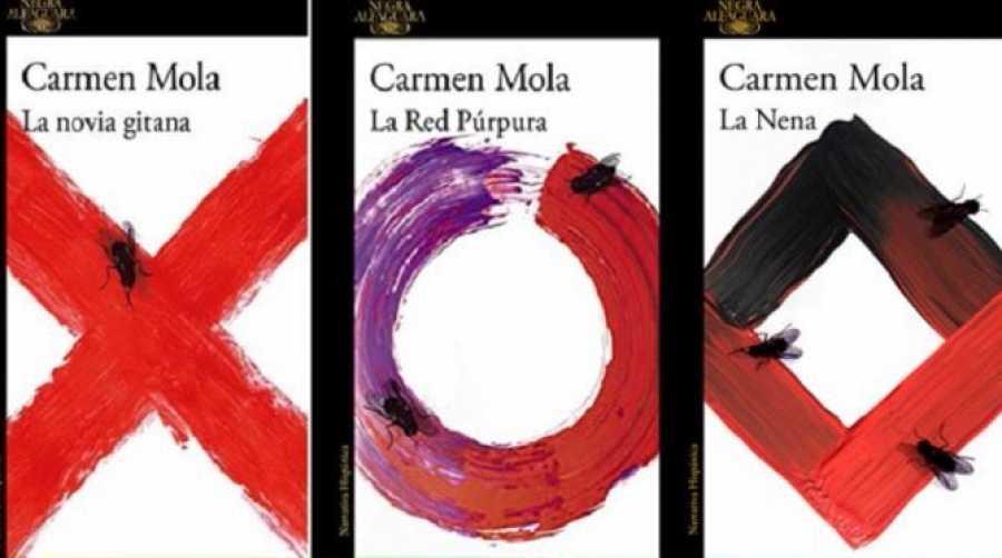Publicaciones Carmen Mola