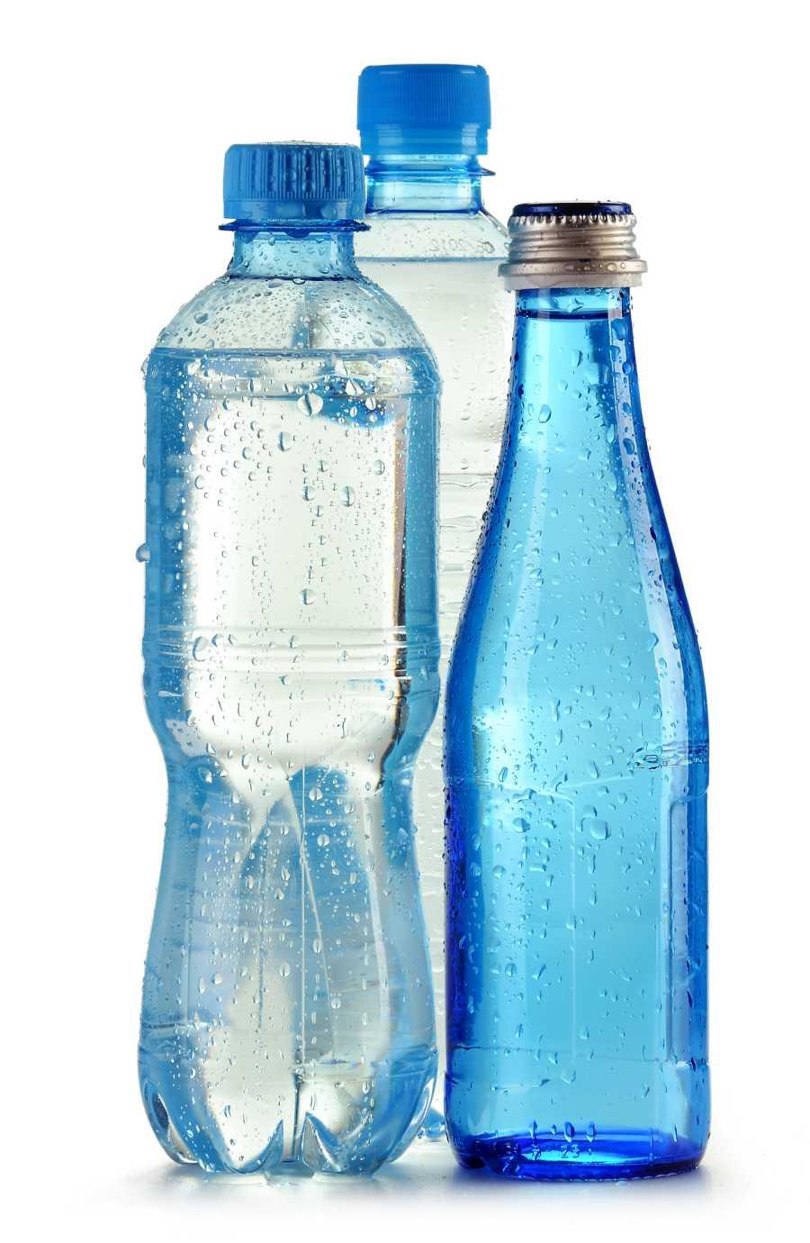 El agua es clave para que el organismo conserve un buen metabolismo general