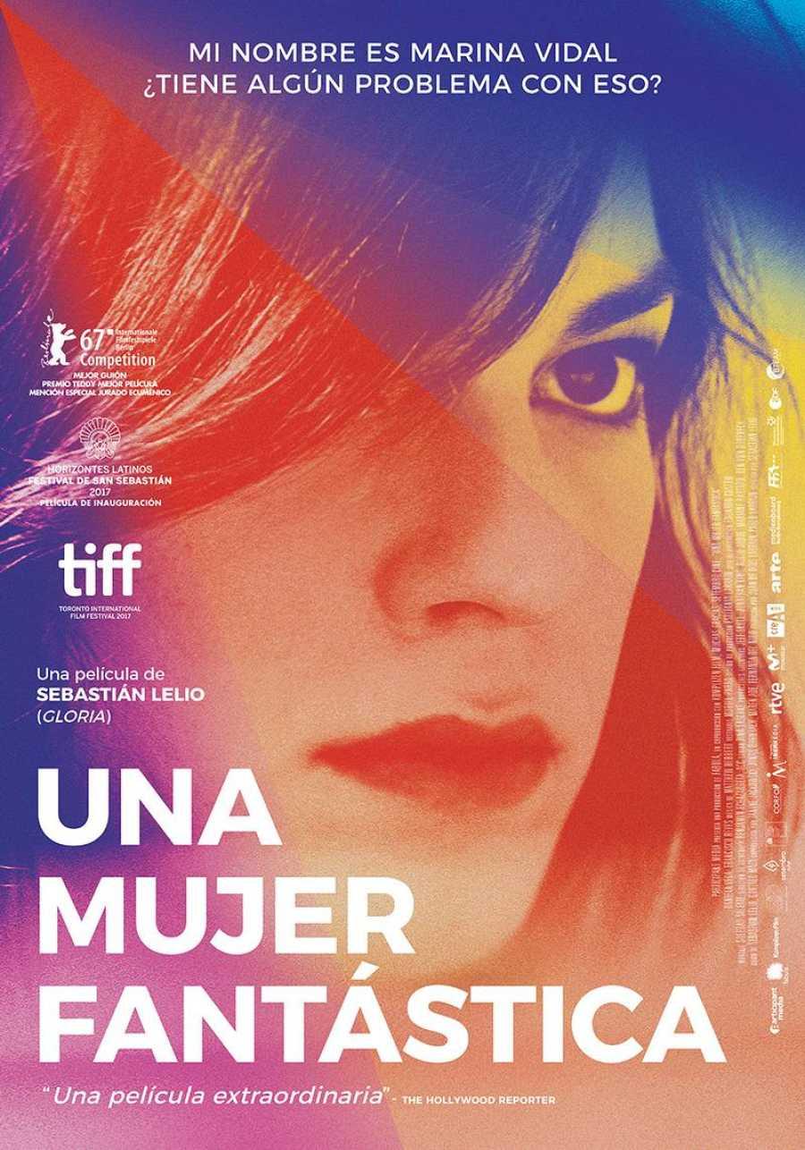 'Una mujer fantástica', ganadora del Oscar y el Goya a la mejor cinta extranjera