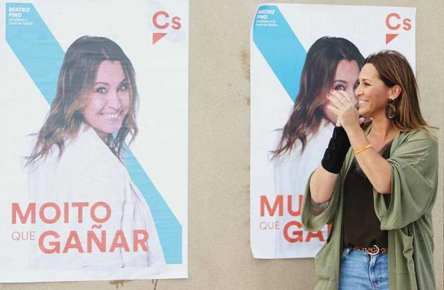 Ciudadanos inicia campaña electoral en Vigo