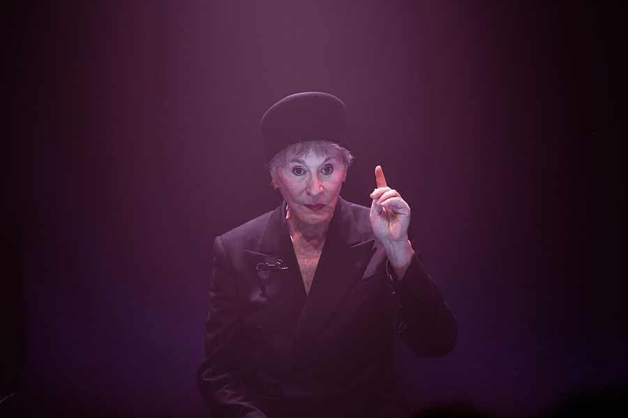 La Pavlovsky, dama de la escena