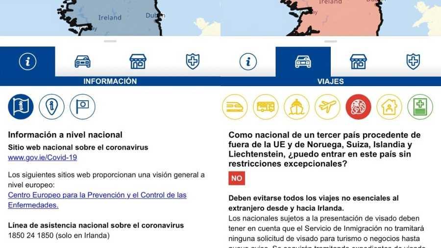 Re-Open: Información general y viajes
