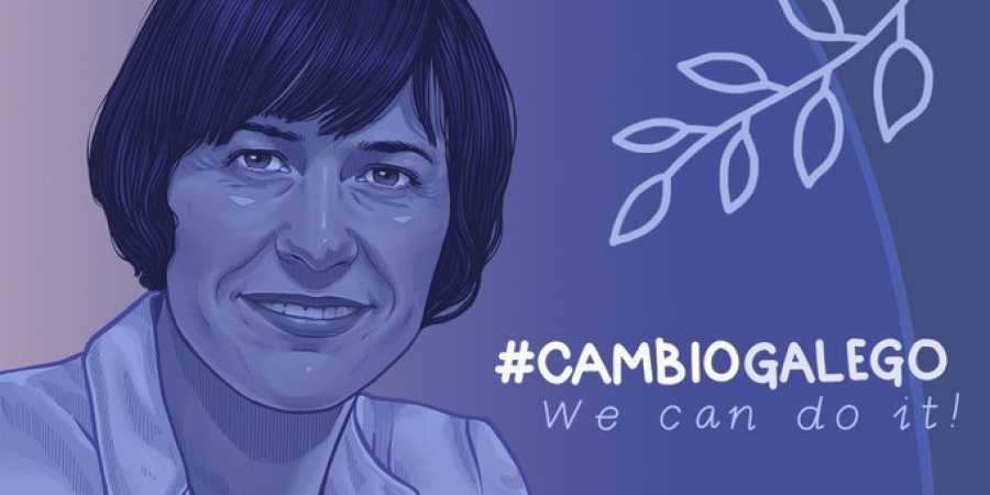 Campaña del BNG por Ana Pontón:
