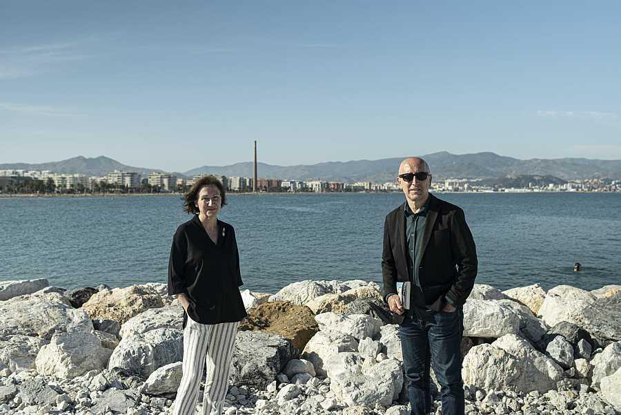 Isabel Bono y Óscar López