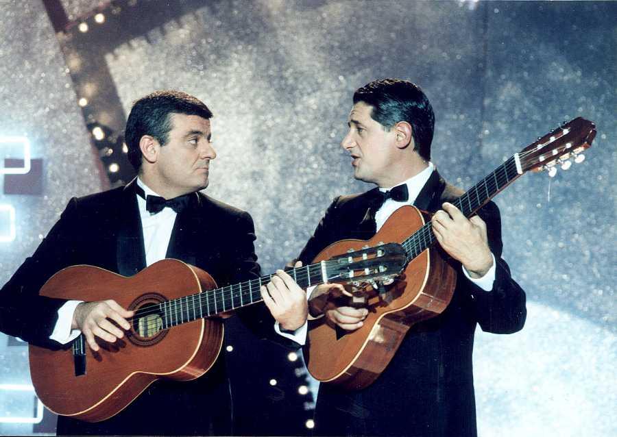Millán Salcedo y Josema Yuste