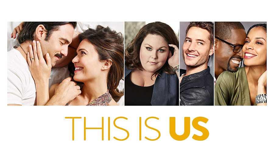 Esta semana arranca en TVE el drama estadounidense 'This is us', nominado a los Emmy y los Globos de Oro