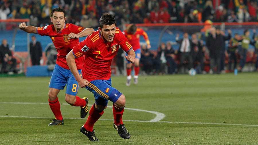 España 2 - 0 Honduras