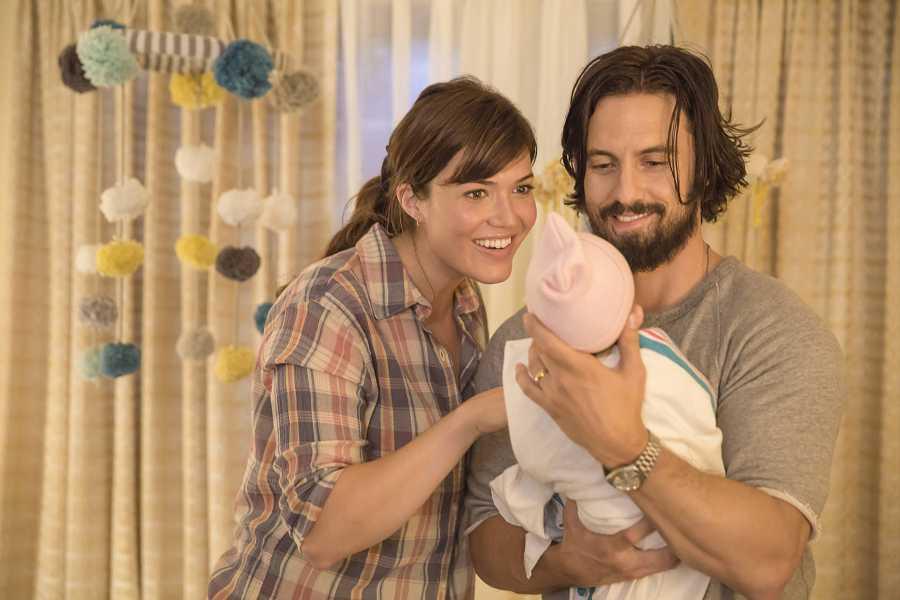 Junto a Milo Ventimiglia en el primer capítulo de 'This is us', estreno el 2 de julio en La 1