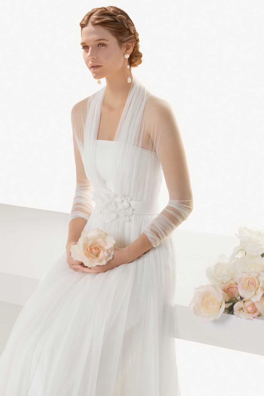 Rosa Clará, colección de novia 2021