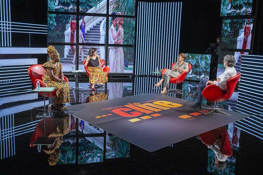 Coloquio sobre el cine rodado en Africa, en Historia de nuestro cine