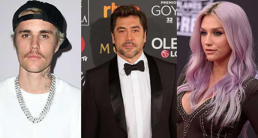 Justin Bieber, Javier Bardem y Kesha cumplen años el 1 de marzo