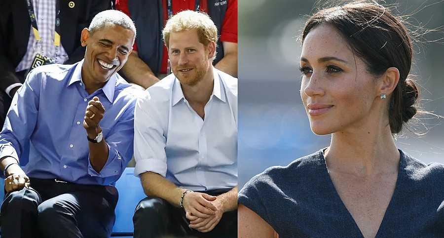 Meghan Markle y Barack Obama cumplen años el 4 de agosto