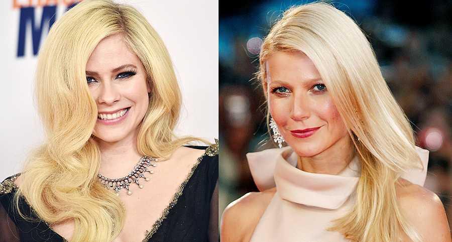 Avril Lavigne y Gwyneth Paltrow cumplen años el 27 de septiembre