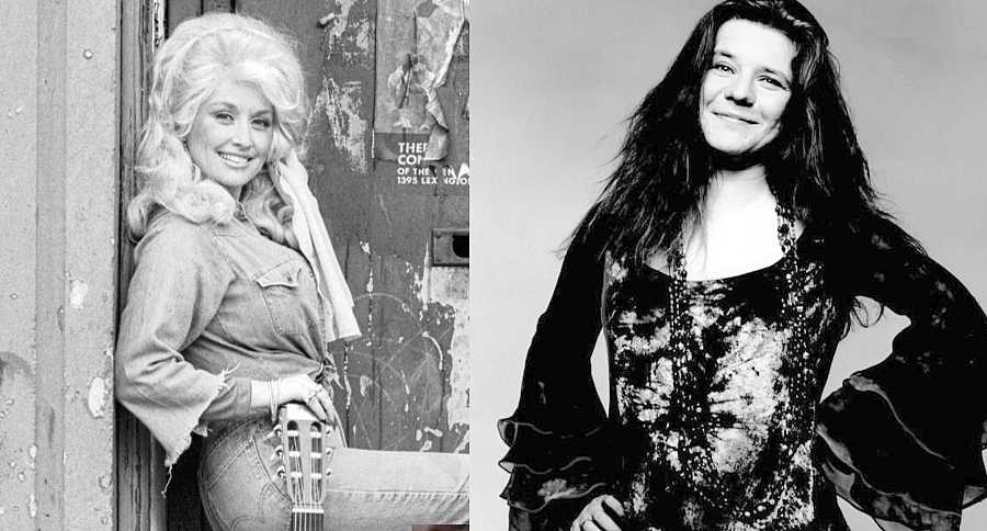 Dolly Parton y Janis Joplin nacieron el 19 de enero