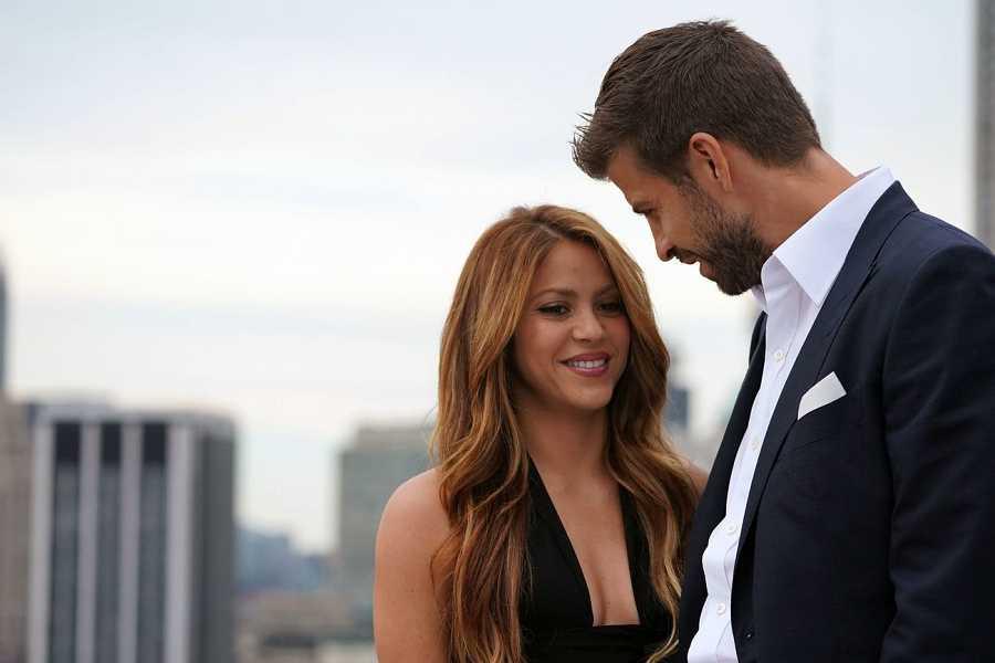 Shakira y Piqué comparten algo más que su aniversario de boda. ¡Los dos cumplen años el mismo día!