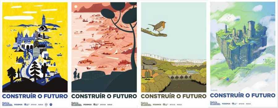 '(Re) Inicia Gz', la campaña de Galicia en Común para poner