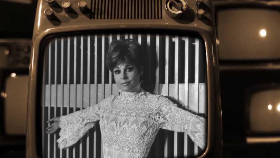 Laura Valenzuela fue el primer rostro conocido de TVE