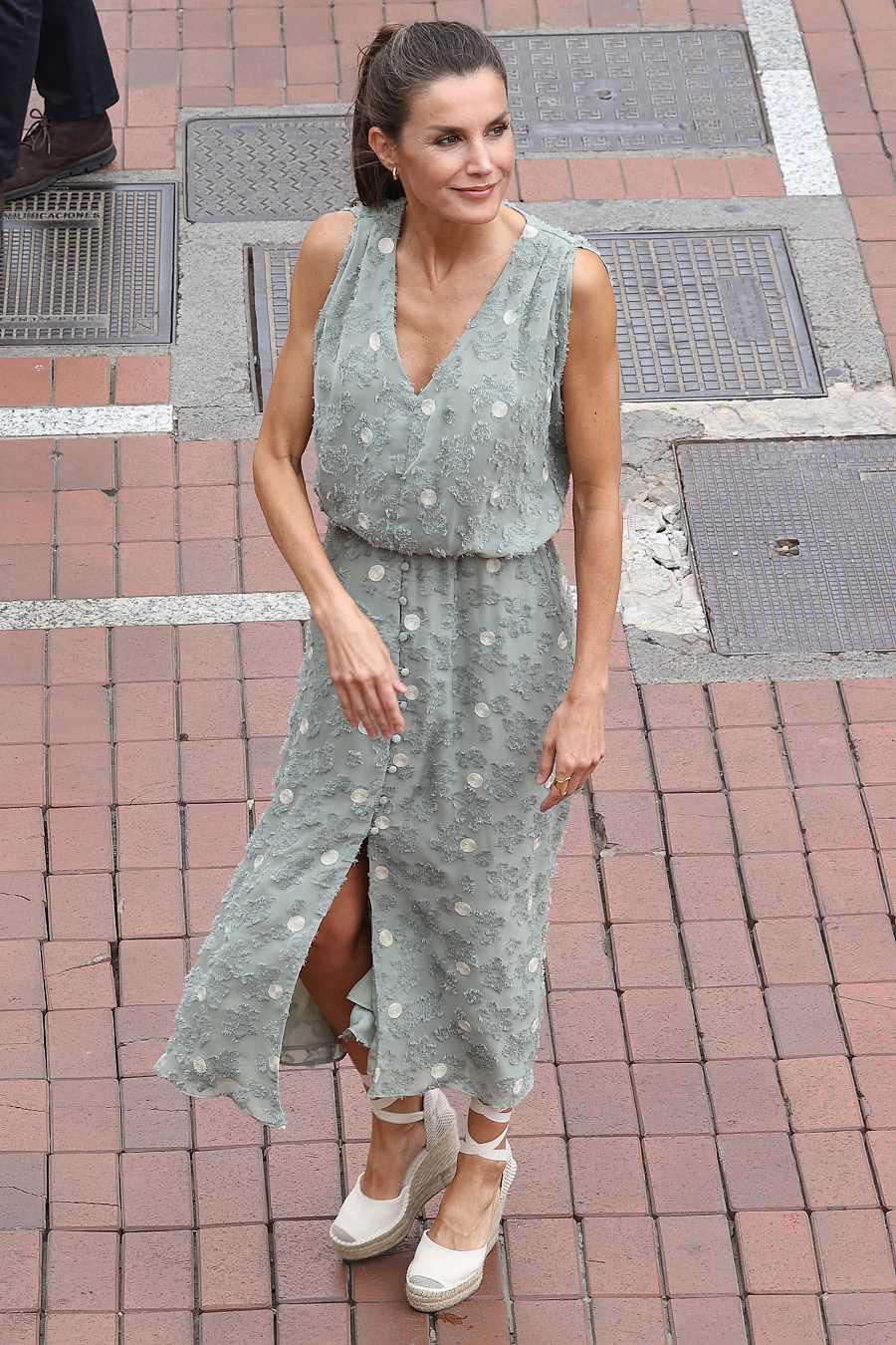 La reina Letiza en su viaje a las Islas Canarias - 23 de junio de 2020