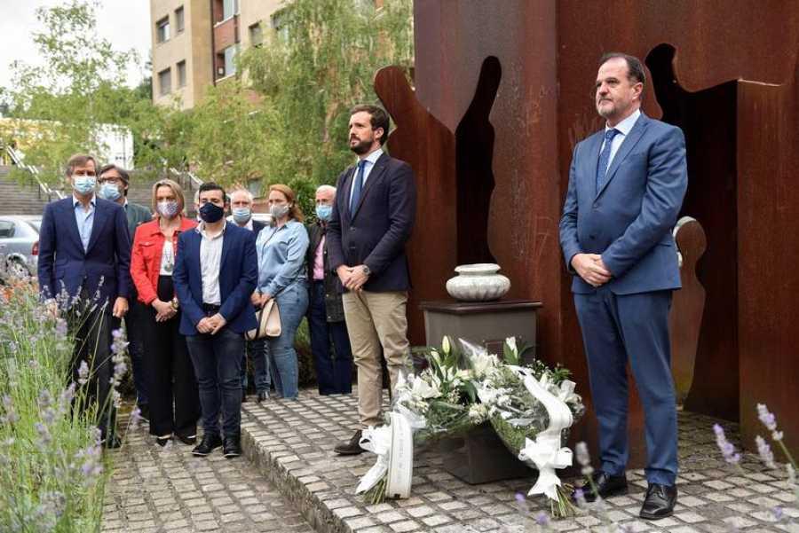 Elecciones vascas 2020: El PP homenajea a Miguel Ángel Blanco