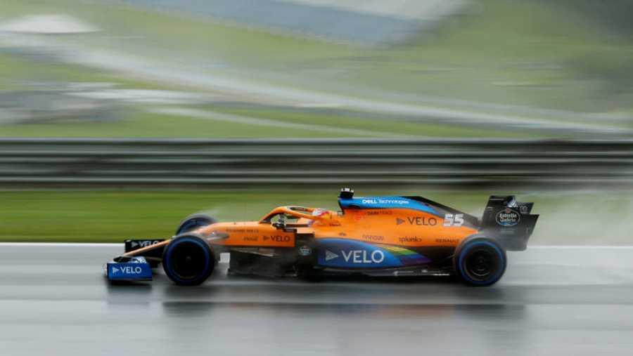 Imagen: Carlos Sainz consigue la mejor clasificación de su vida, saldrá tercero