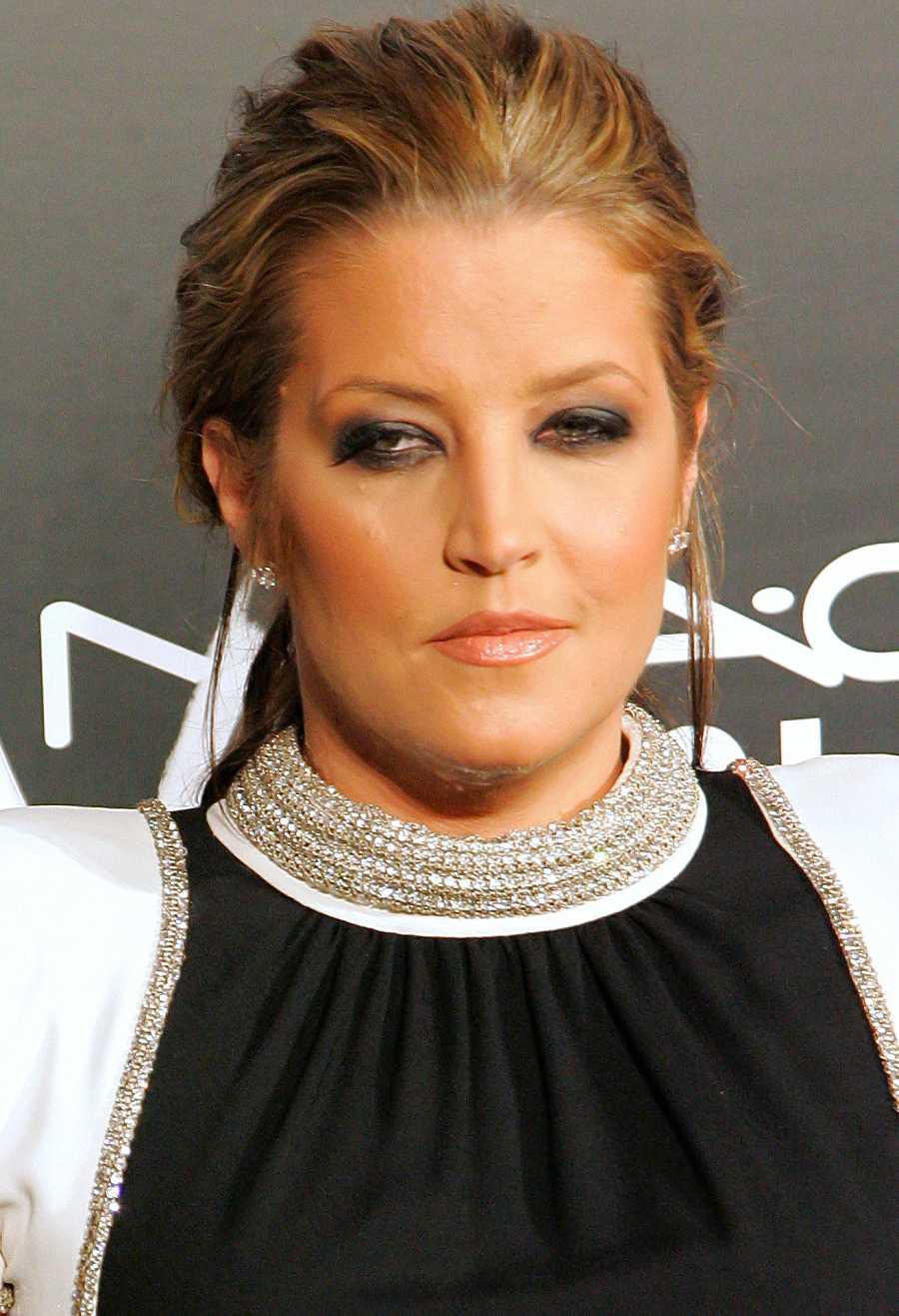 Lisa Marie Presley, la hija de Elvis Presley