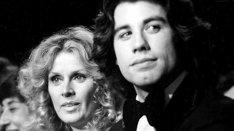 Travolta acudió junto a Hyland a los Golden Apple Awards en 1976, un año antes del fallecimiento de la actriz
