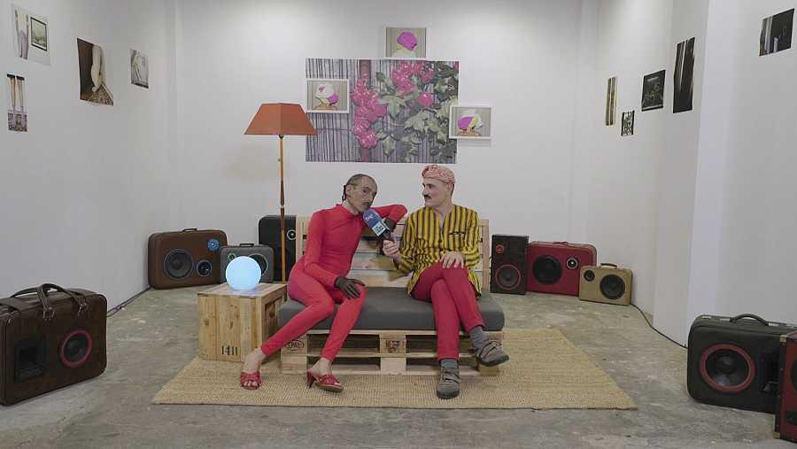 Hidrogenesse, el dúo de pop electrónico catalán sin paragón en cuanto a propuesta musical y estética