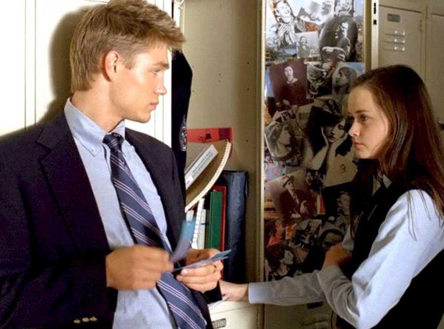 Chad Michael Murray dio vida a Tristan, una suerte de antagonista romántico en 'Las chicas Gilmore'