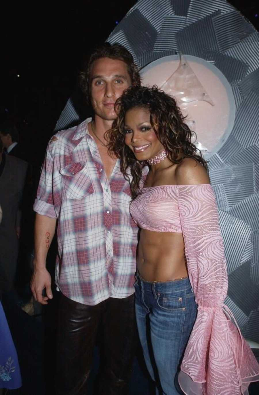 Janet Jackson y Matthew McConaughey: ¿Rumor o verdad?