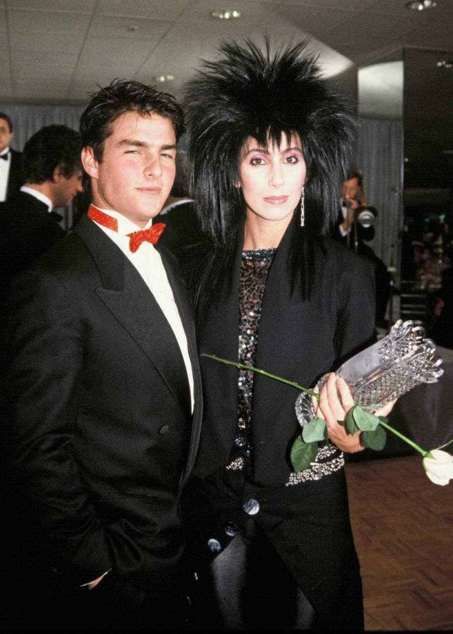 Tom Cruise y Cher, el romance real que nunca pudo ser