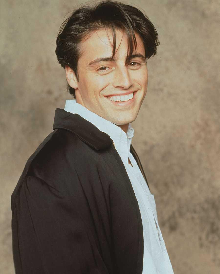 Matt LeBlanc dio vida a Joey Tribbiani en Friends