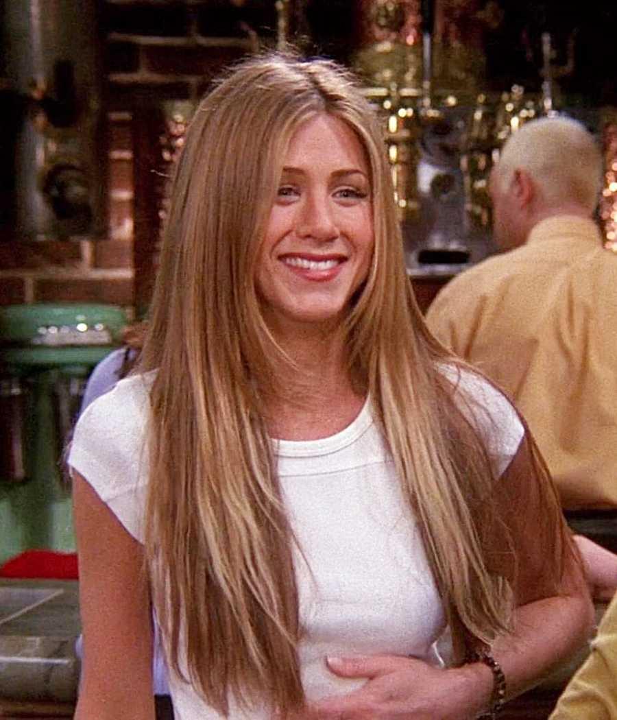 Jennifer Aniston dio vida a Rachel Green en 'Friends'