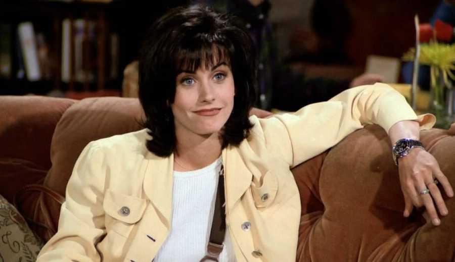Courteney Cox dio vida a Mónica Geller en 'Friends'