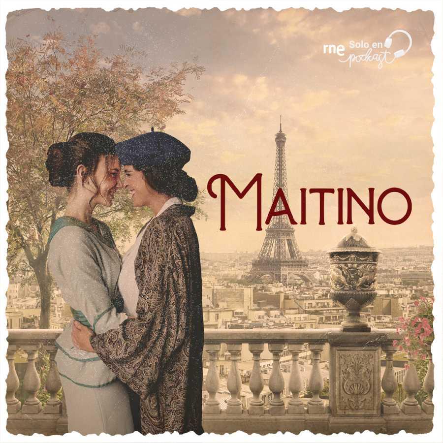 Poster de el Podcast Maitino: Maite y Camino en París