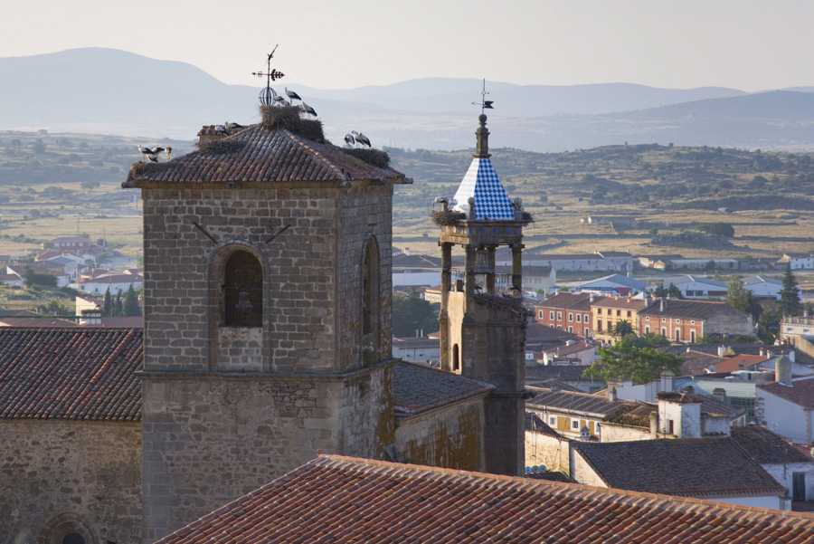 Aquí la Tierra - Trujillo, pueblo de Cáceres