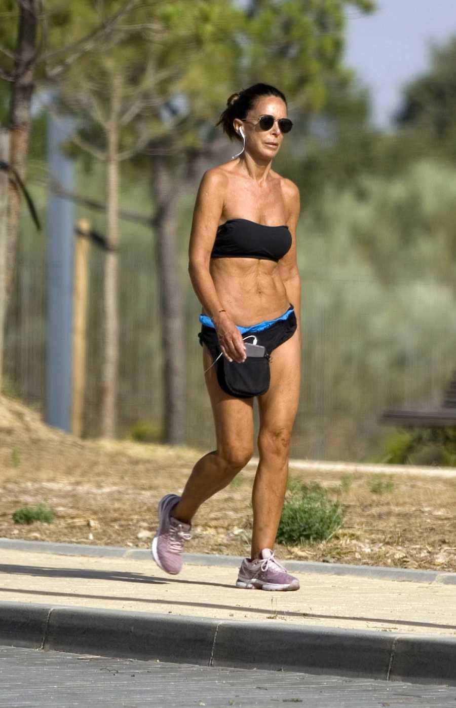 Lidia Bosch, una mujer deportista que presume de espectacular cuerpo