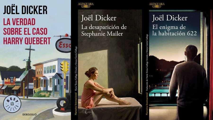 Sant Jordi: Joël Dicker