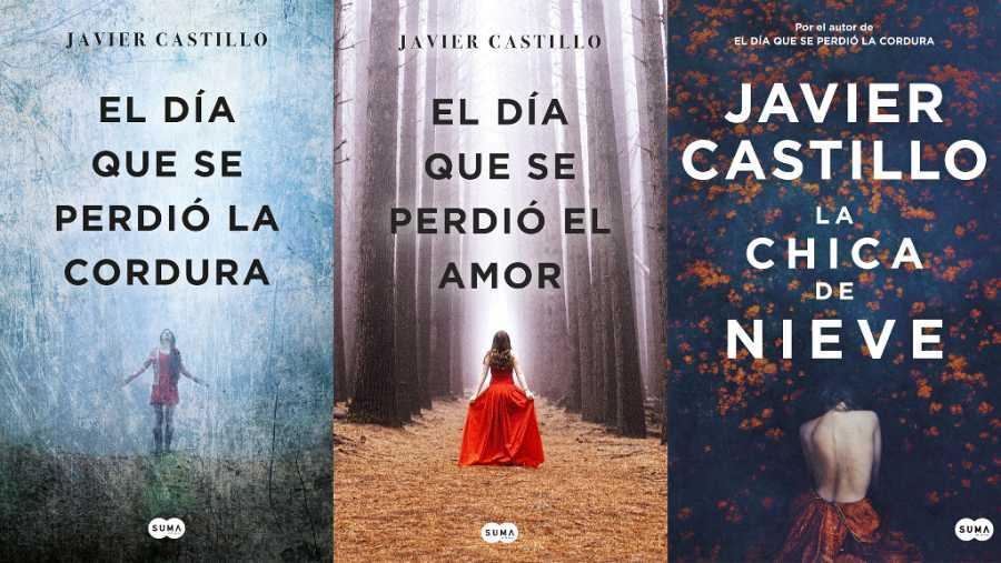 Sant Jordi: Javier Castillo