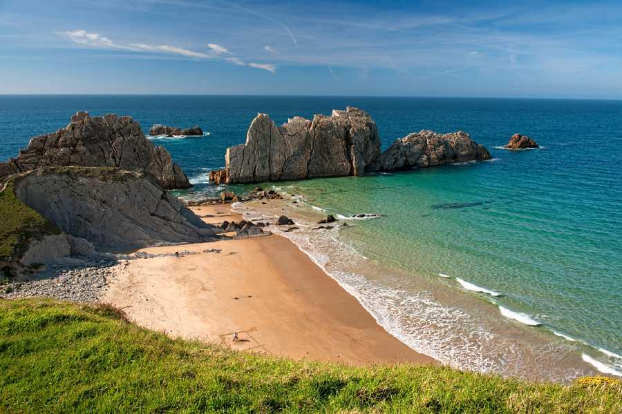 Playa de la Arnía, Boo de Piélagos, Cantabria