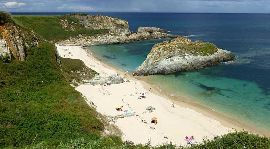 Playa de Penarronda, Asturias
