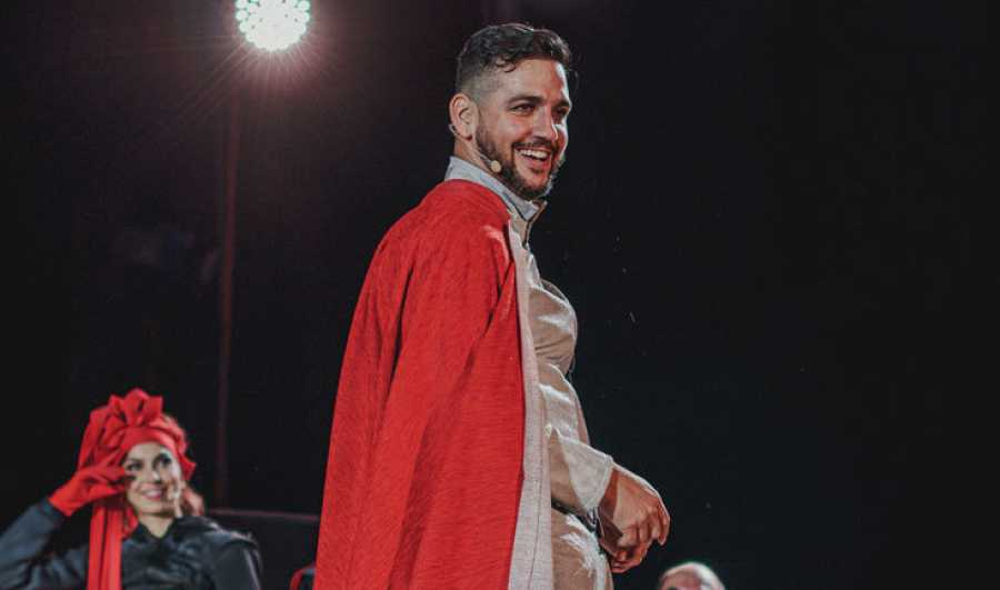 Fran Perea en 'Don Juan en Alcalá'