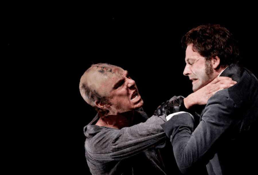 Benedict Cumberbatch en 'Frankenstein'