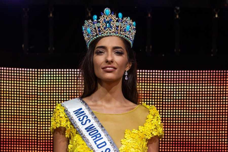 Ana García Segundo, Miss Mundo España 2020
